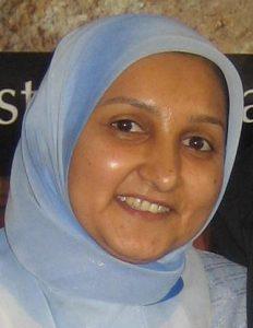 Professor Fathima Suleman